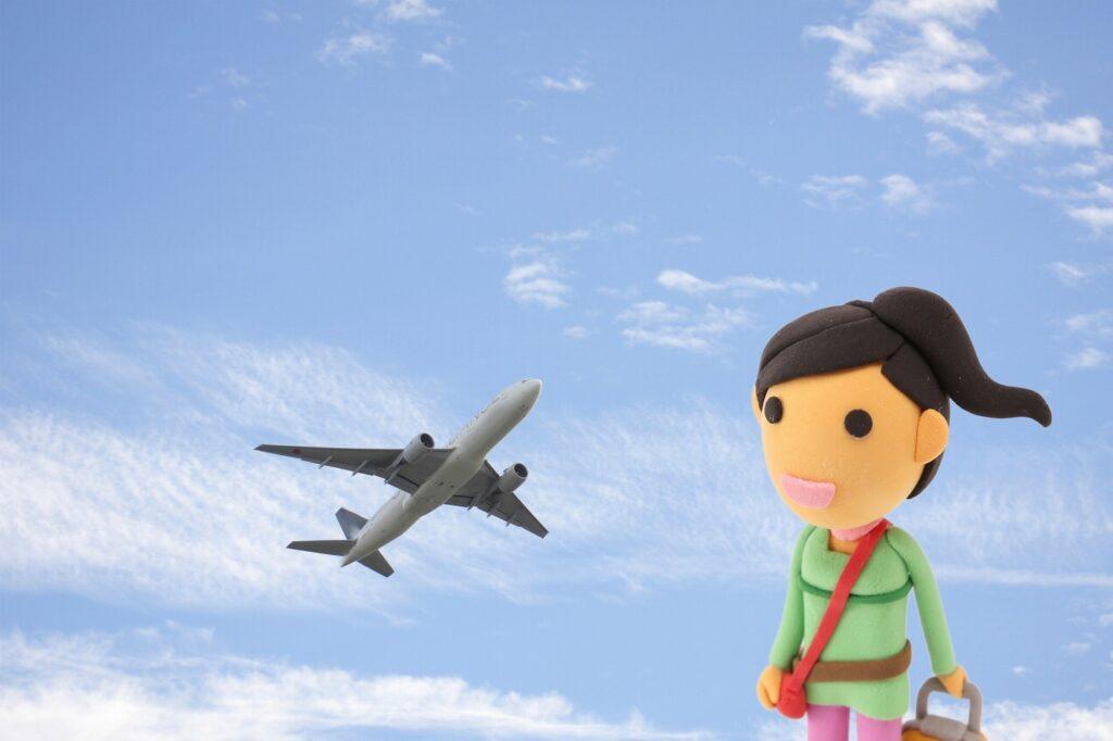 妊娠初期の飛行機搭乗で気になる体への影響