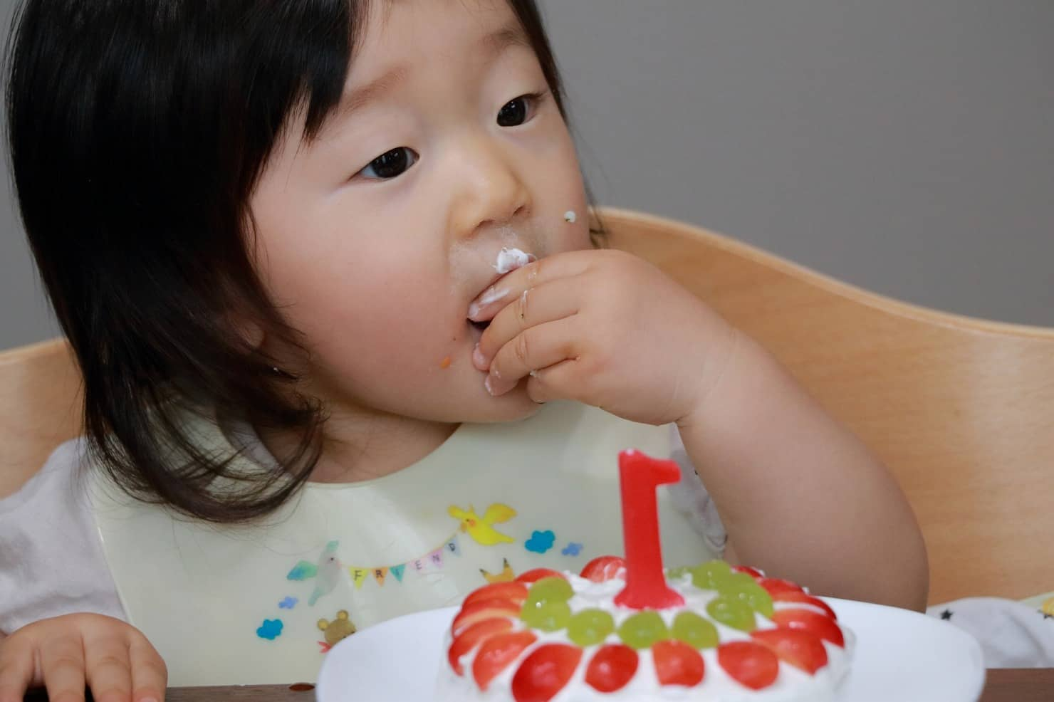 1歳の離乳食ケーキにおすすめ! 簡単に作れるレシピ