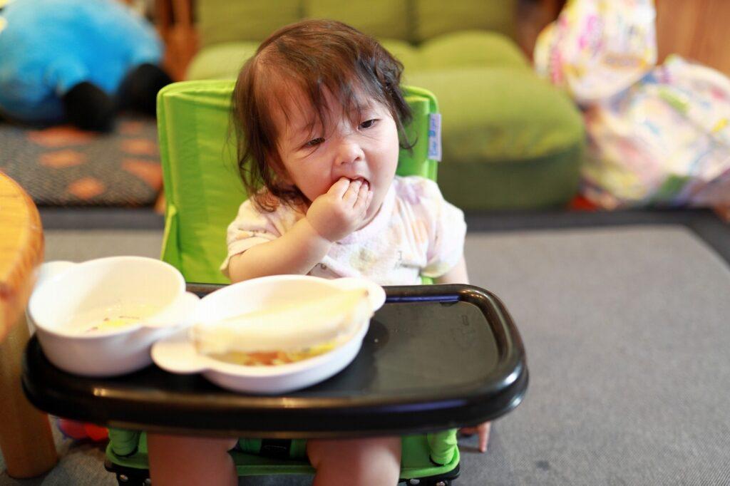 離乳食用の椅子の種類は?