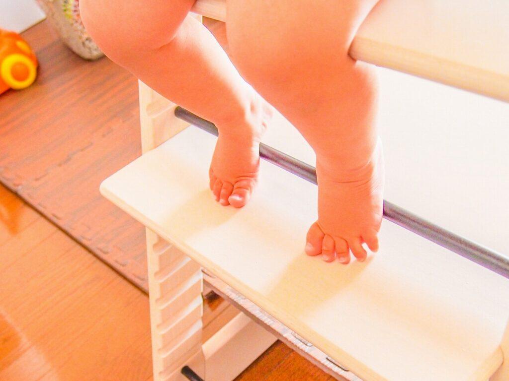 離乳食用の椅子の選び方