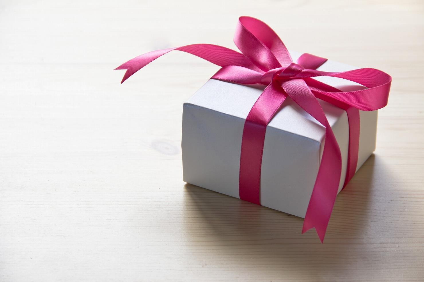 誕生日特典⑦:スタッフからのプレゼント