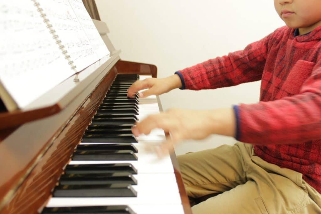 子供のピアノ教室って?