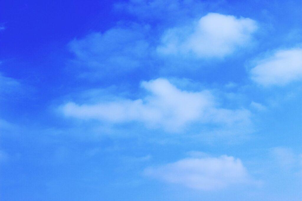 産後にママだけでお出かけする時の注意点:天気・気候がよい時に出かける