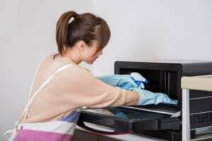 電子レンジ掃除に必要な道具と便利グッズ。電子レンジの簡単お掃除法を徹底解説
