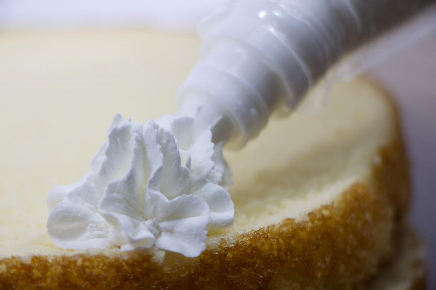 離乳食ケーキを与える際の注意点:生クリームは使わない