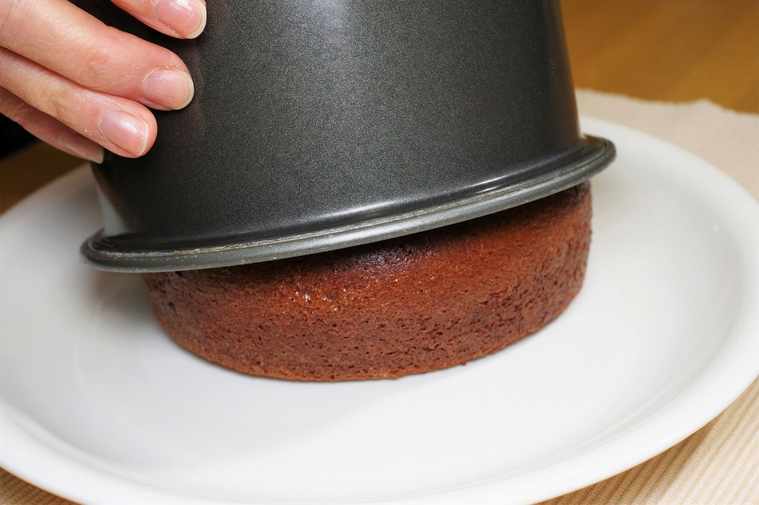 炊飯器で簡単チーズケーキ