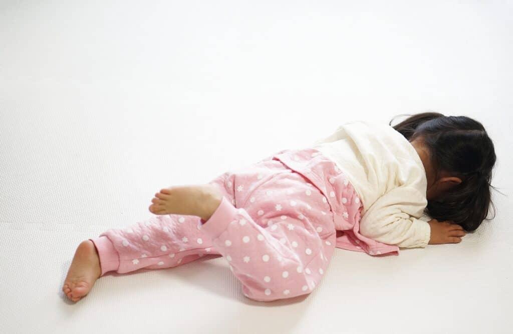魔の2歳児のイヤイヤ期が起こる原因