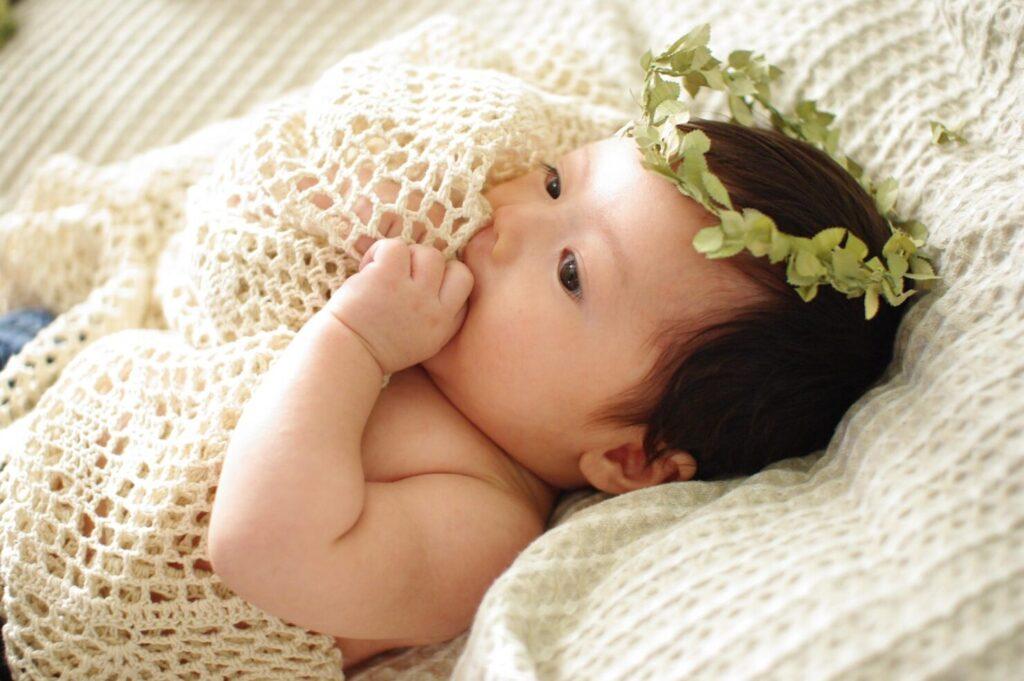 赤ちゃんのハンドリガードとは?