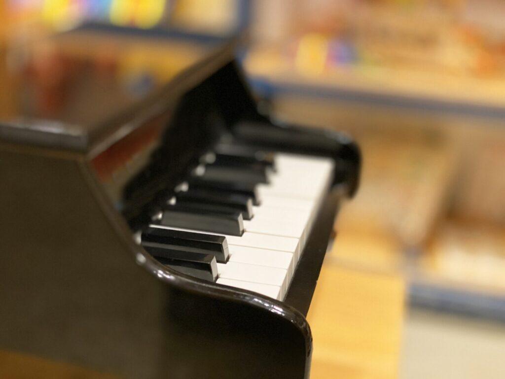 ピアノは弾けないとダメ?