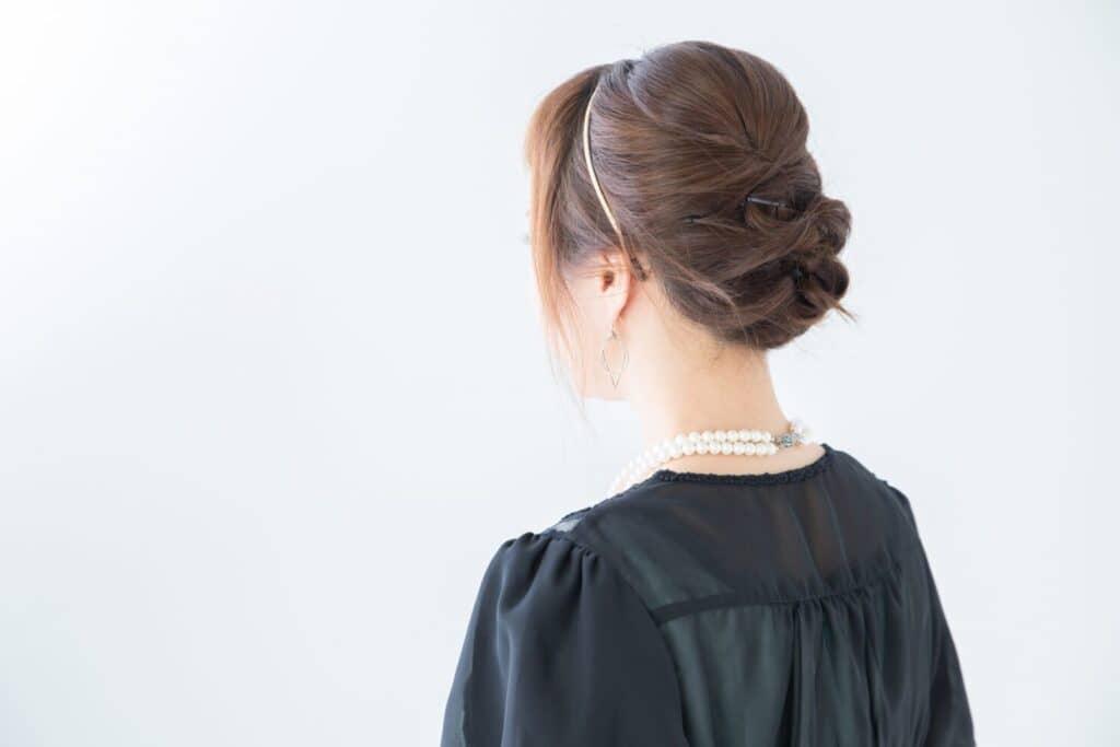 卒園式ママの髪型のTPOは?