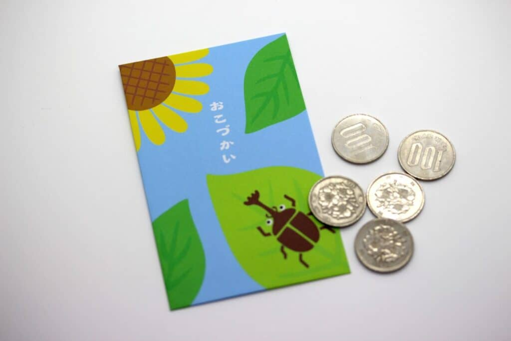 無料でダウンロード! 子供向けお小遣い帳テンプレート