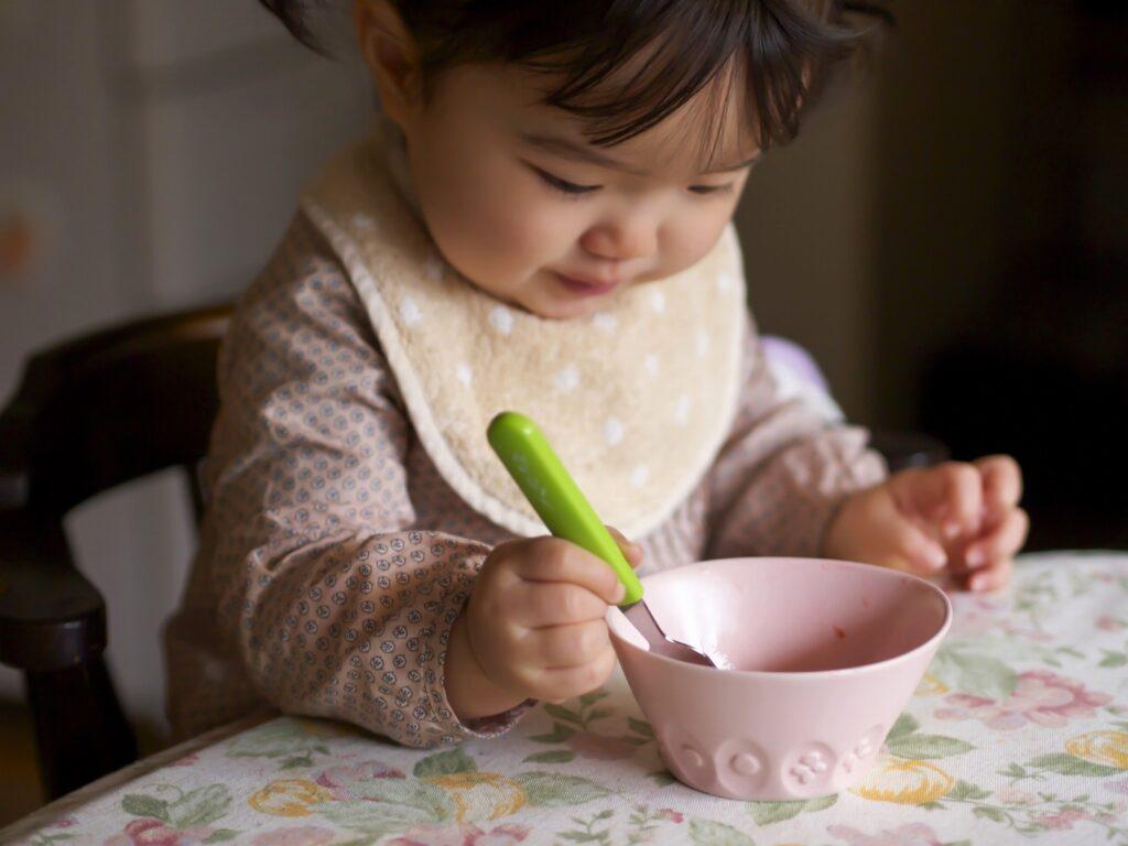 【3回食】生後10ヶ月の赤ちゃんの離乳食の1回量は?