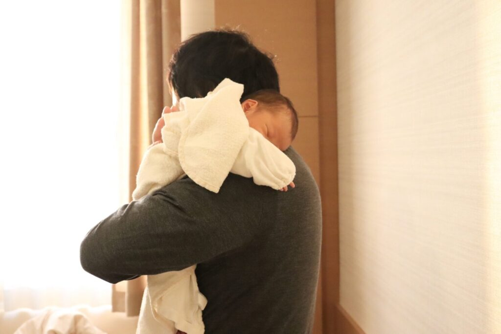 初めてのパパと赤ちゃん2人きりの留守番 準備しておくことは?