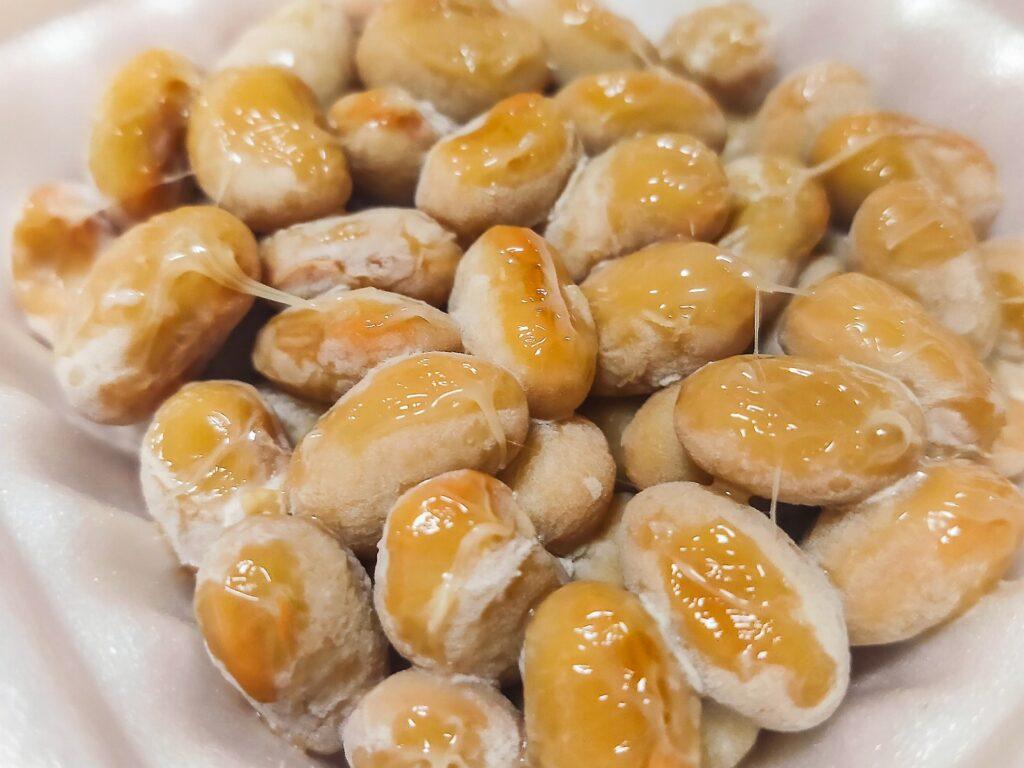 納豆は赤ちゃんに嬉しい栄養たっぷり