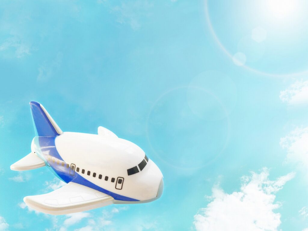 妊娠初期に飛行機に乗ってもいいの?