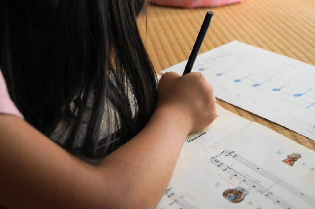 子供のピアノ教室:弾き方や楽譜の読み方などの音楽教育