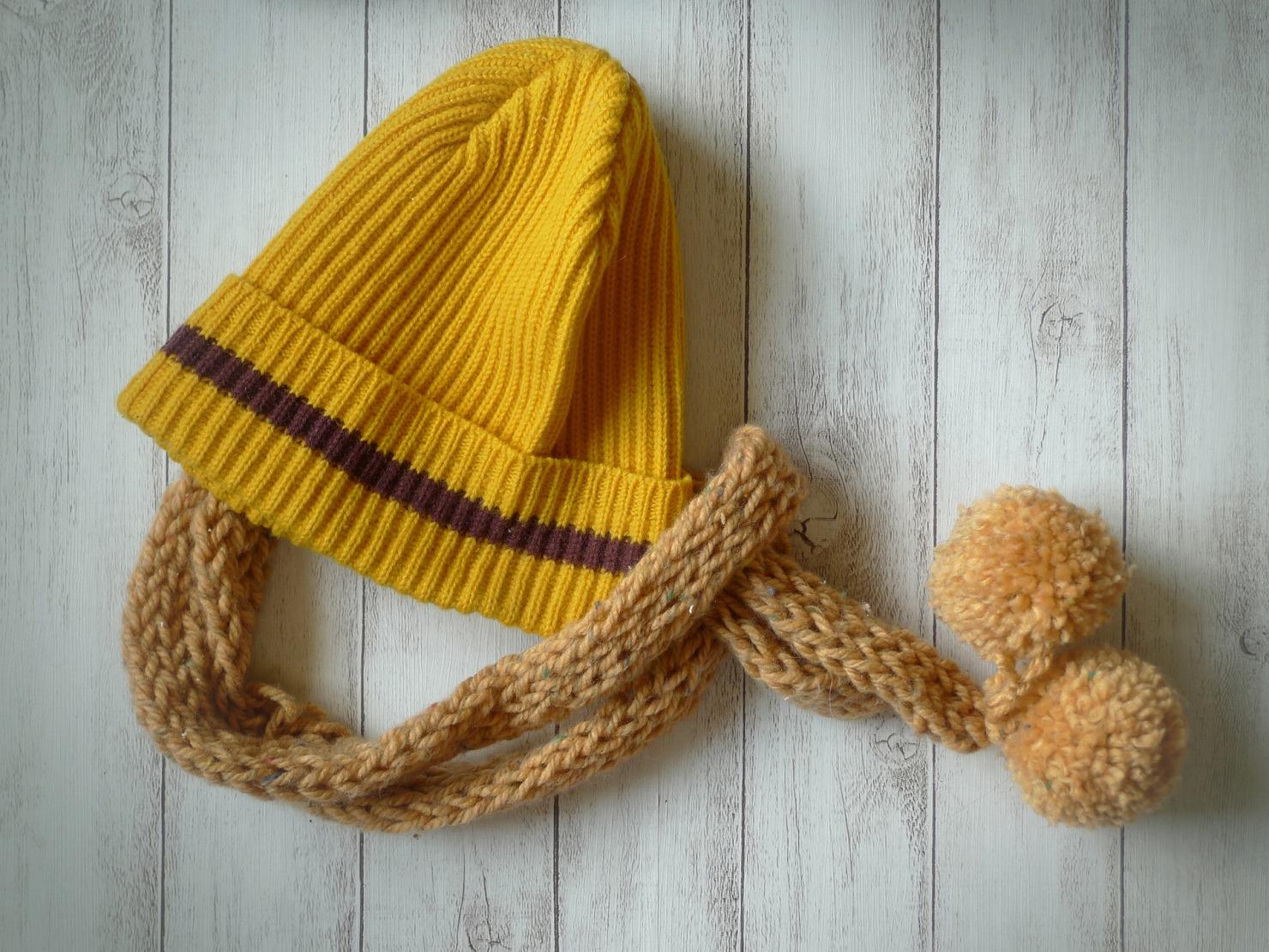 子供もできる指編み! マフラーの編み方の基本と指編みで簡単に作れる物を紹介