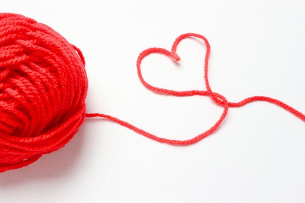 指編みで作ることができる作品は?