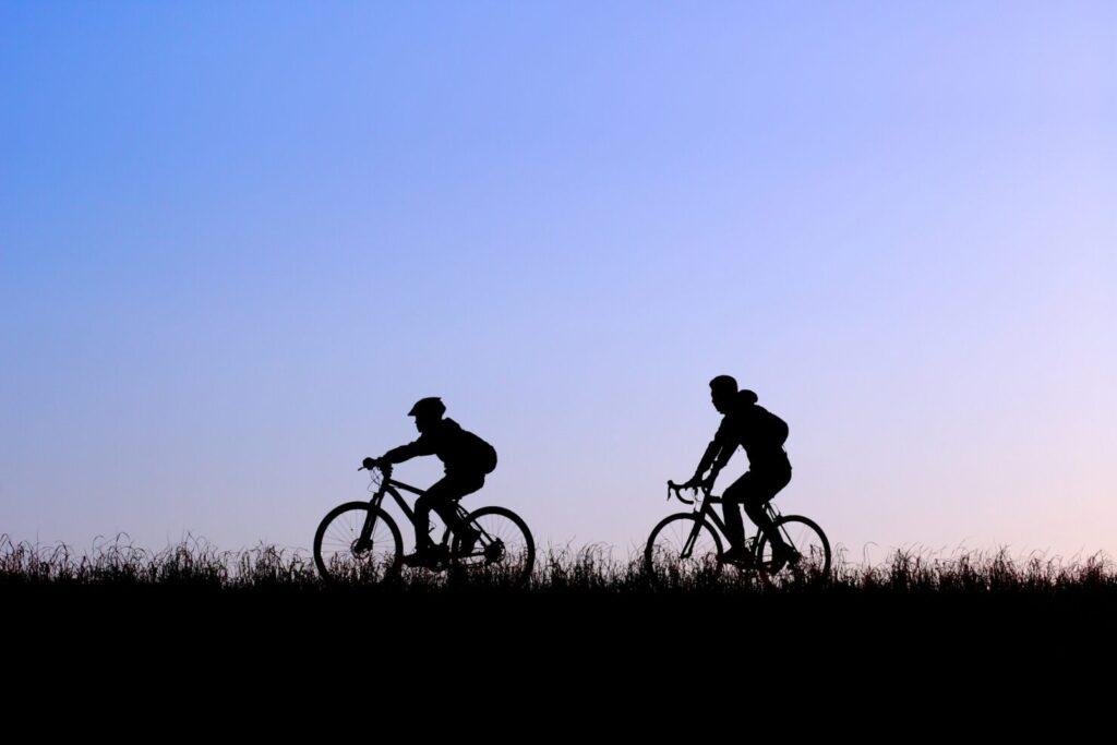 子供乗せ電動自転車の選び方4:バッテリーの容量と走行距離