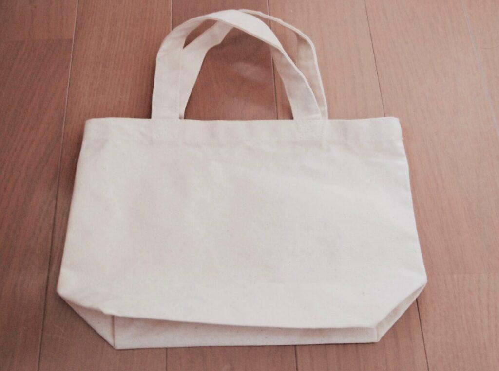男の子のレッスンバッグを用意する【既製品の場合】