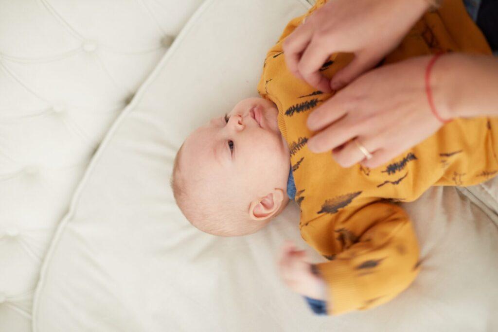 生後3ヶ月の赤ちゃんの発達の特徴
