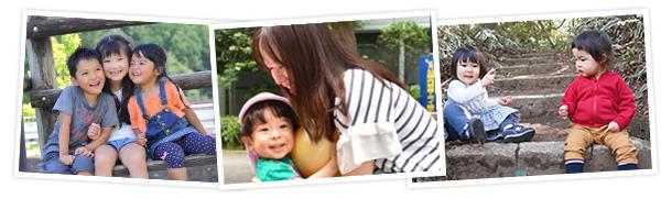 無条件ほめ」には家族や周囲の愛情を感じる写真