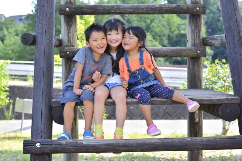 子供の写真撮影のコツ3: ポーズ写真の撮影の際はカウントダウン形式で撮影