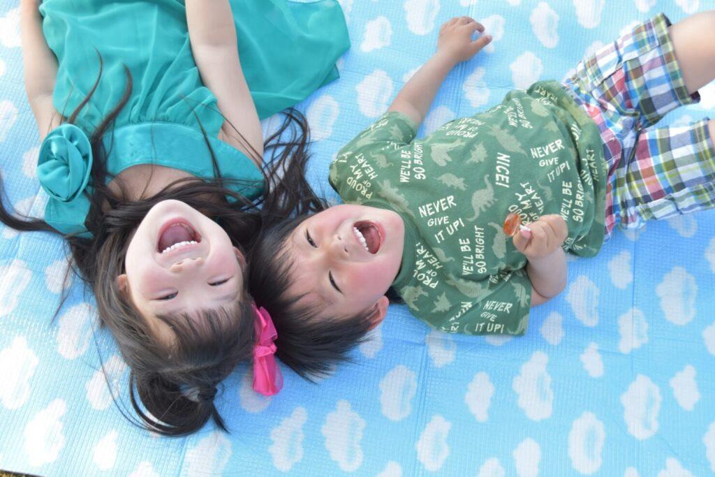 子供の写真撮影のコツ1: 子供と会話しながら撮影する