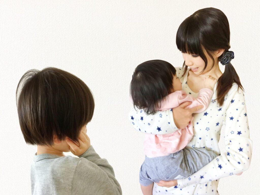 先輩ママの「赤ちゃん返り」体験談