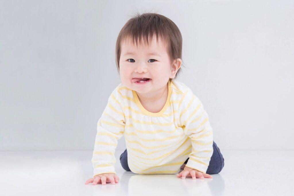 人見知りしない赤ちゃんは問題がある?