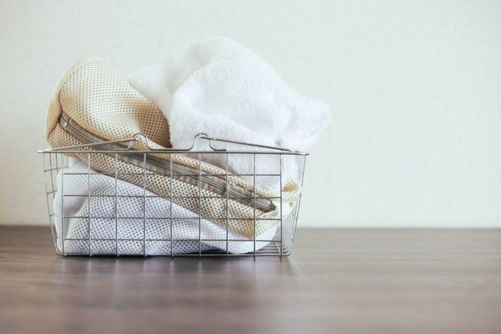 洗濯ネットの使い道は洗濯だけじゃない! 便利な使い道は?