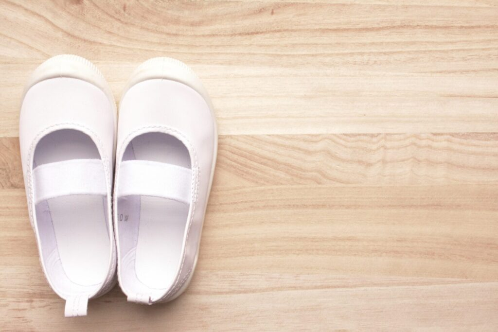 靴、上履き