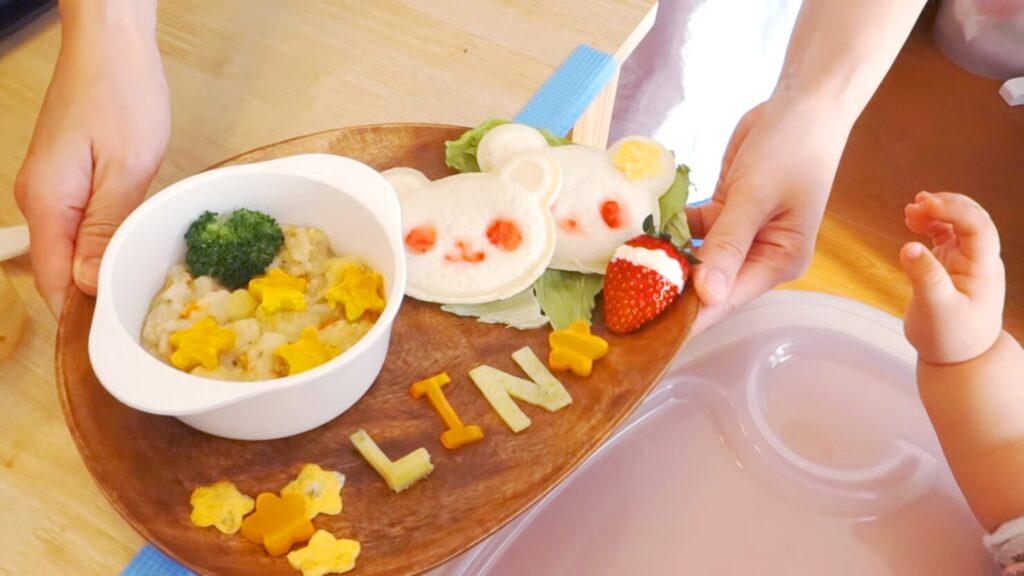 離乳食で食べられる食材は? いつから食べられる?