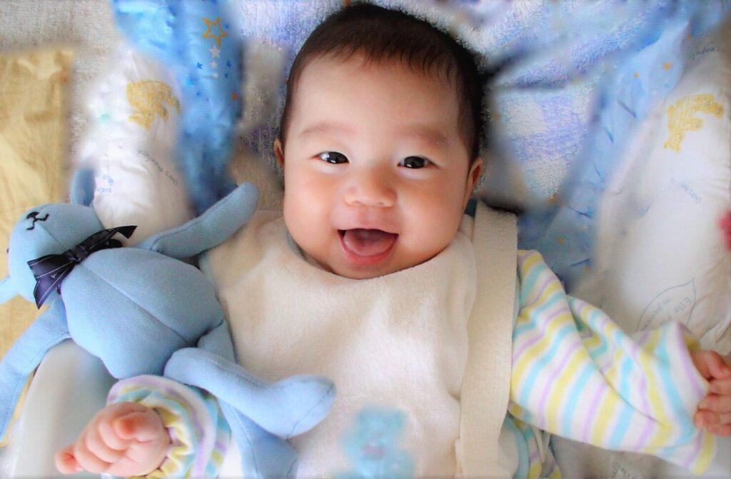 赤ちゃんのスタイは簡単に手作りできる!