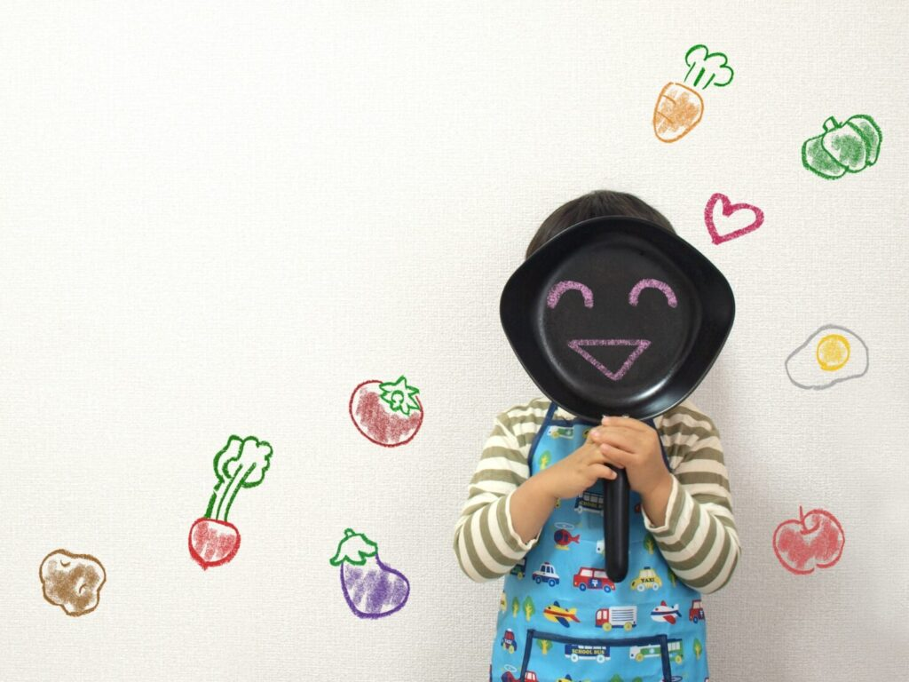 幼児食の献立を考える時のポイント