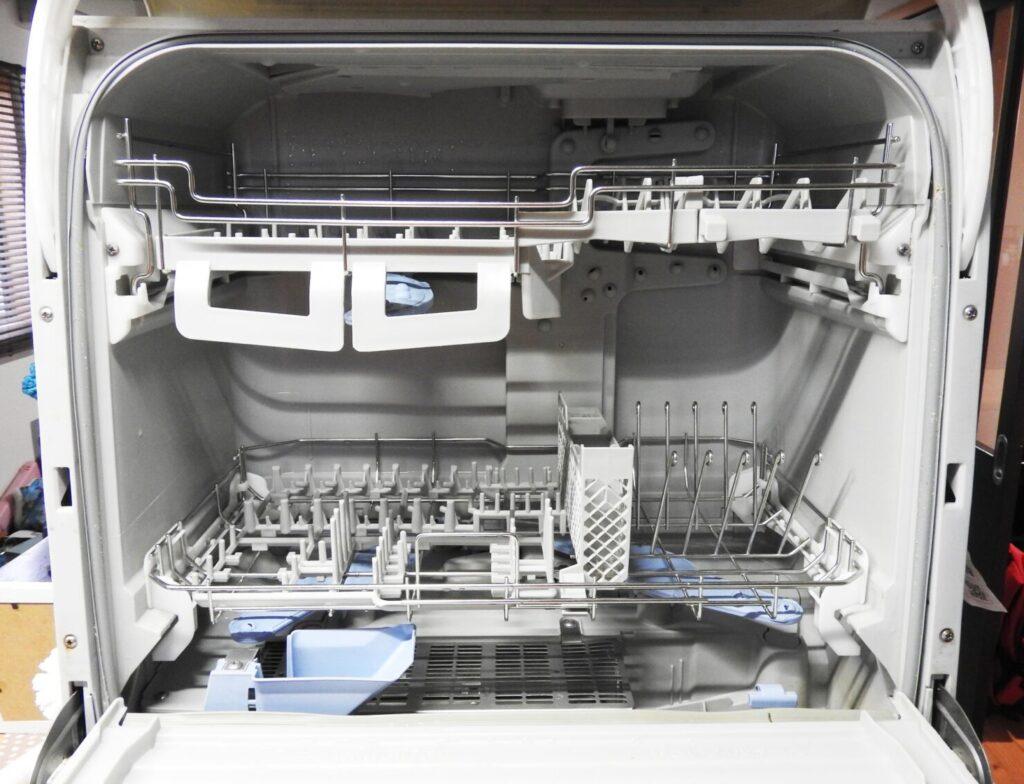 食洗機の選び方:乾燥機能