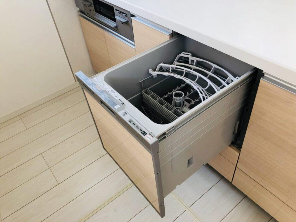 食洗機の種類:ビルトインタイプ