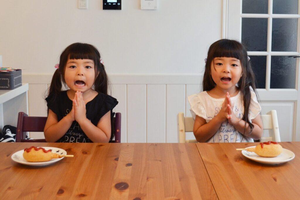 3歳~5歳ごろの幼児食のポイント