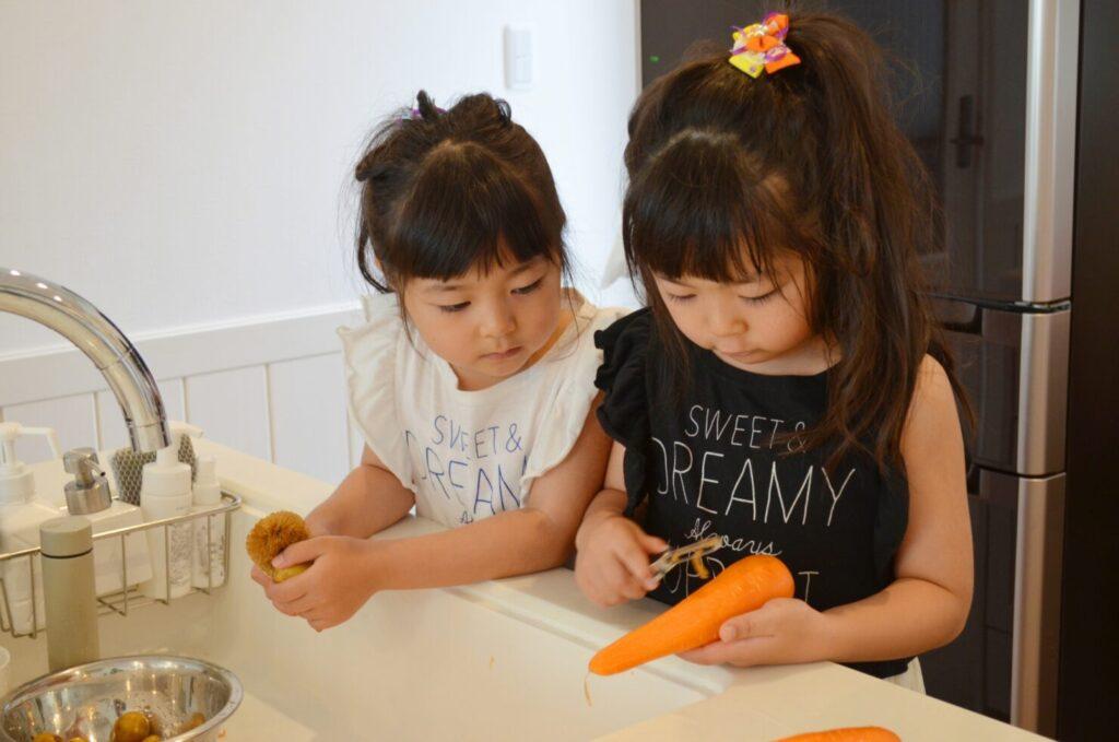 【洗面所・キッチンにおすすめ】人気の子供用の踏み台7選