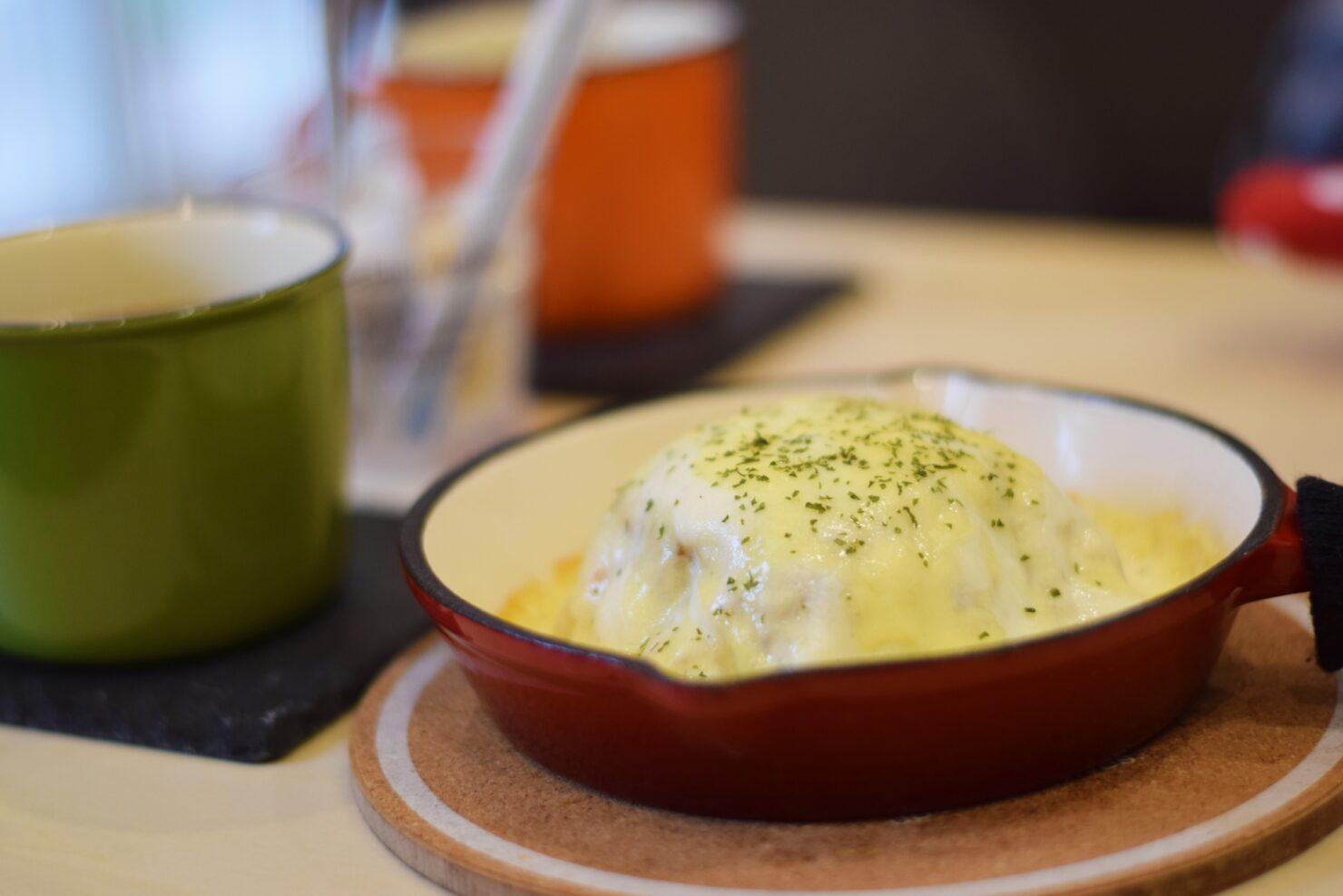 おすすめのシチューリメイクレシピ:クリームシチューのドリア