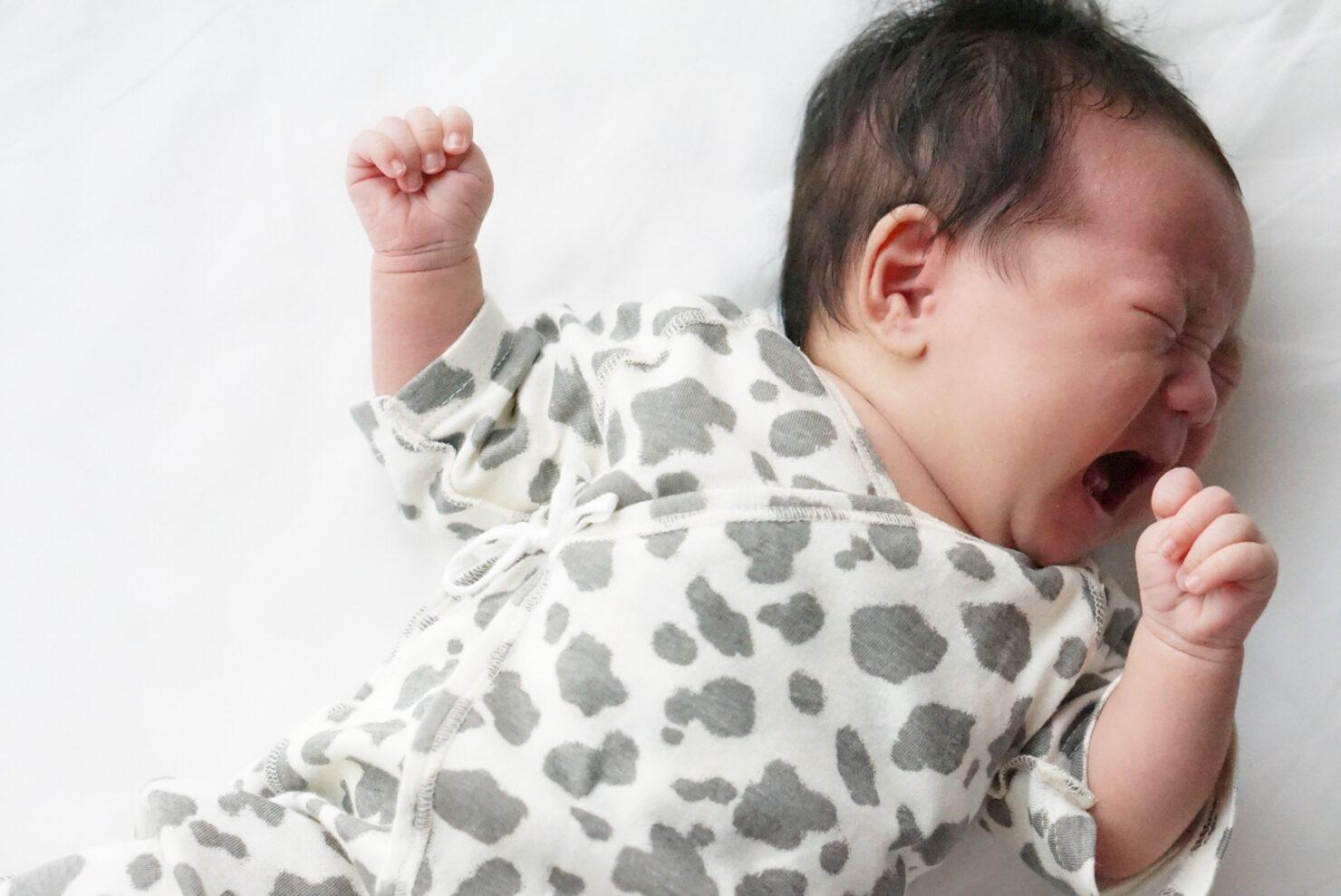 赤ちゃんの背中スイッチとは?