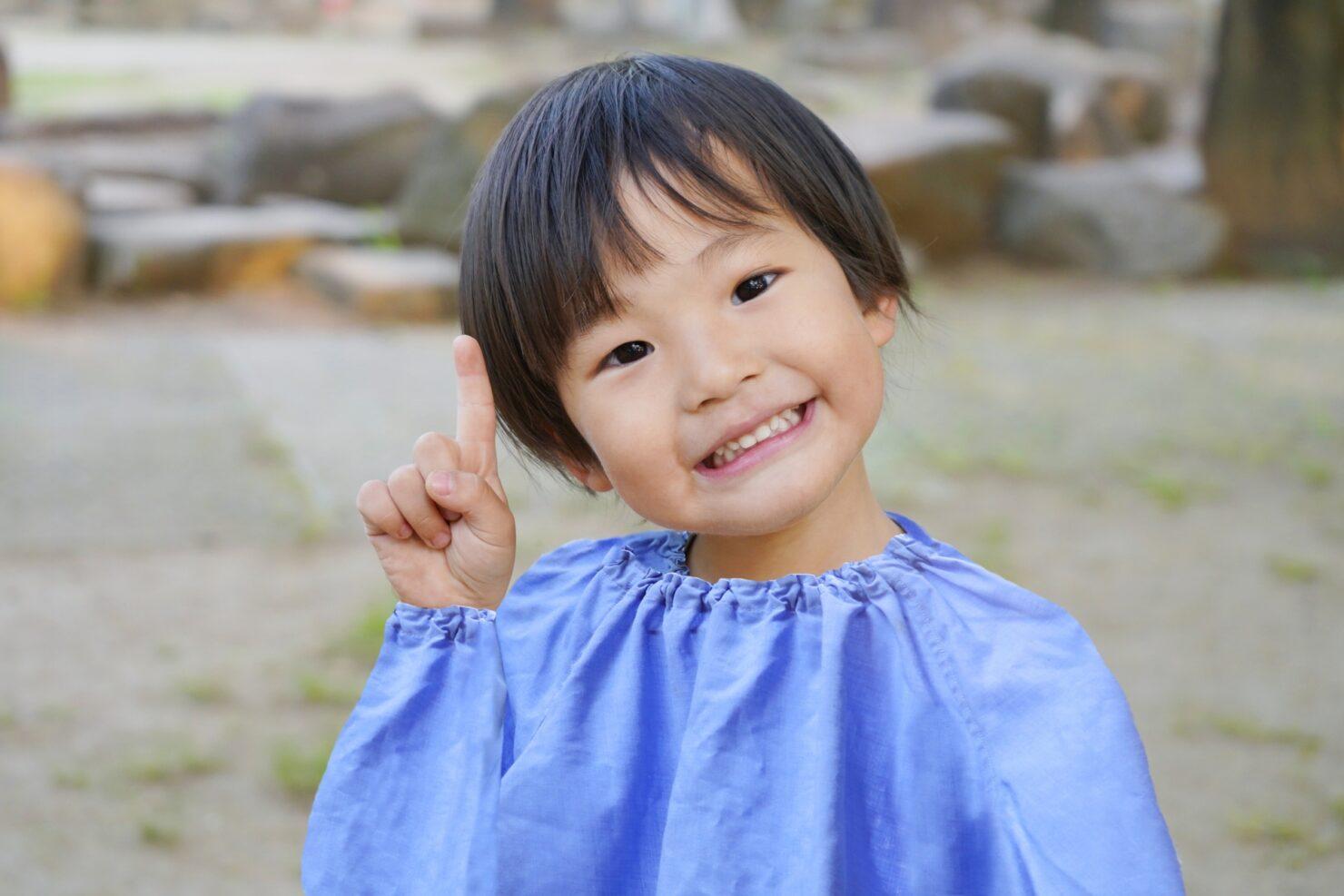 ループ付きタオルは保育園・幼稚園の必須アイテム!