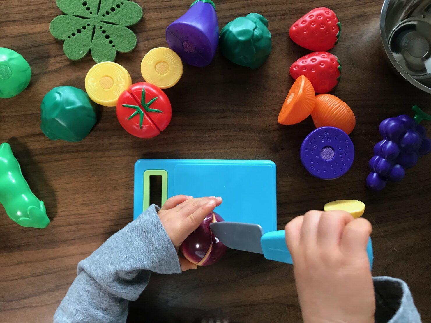 子供用包丁が使えるのは何歳から?