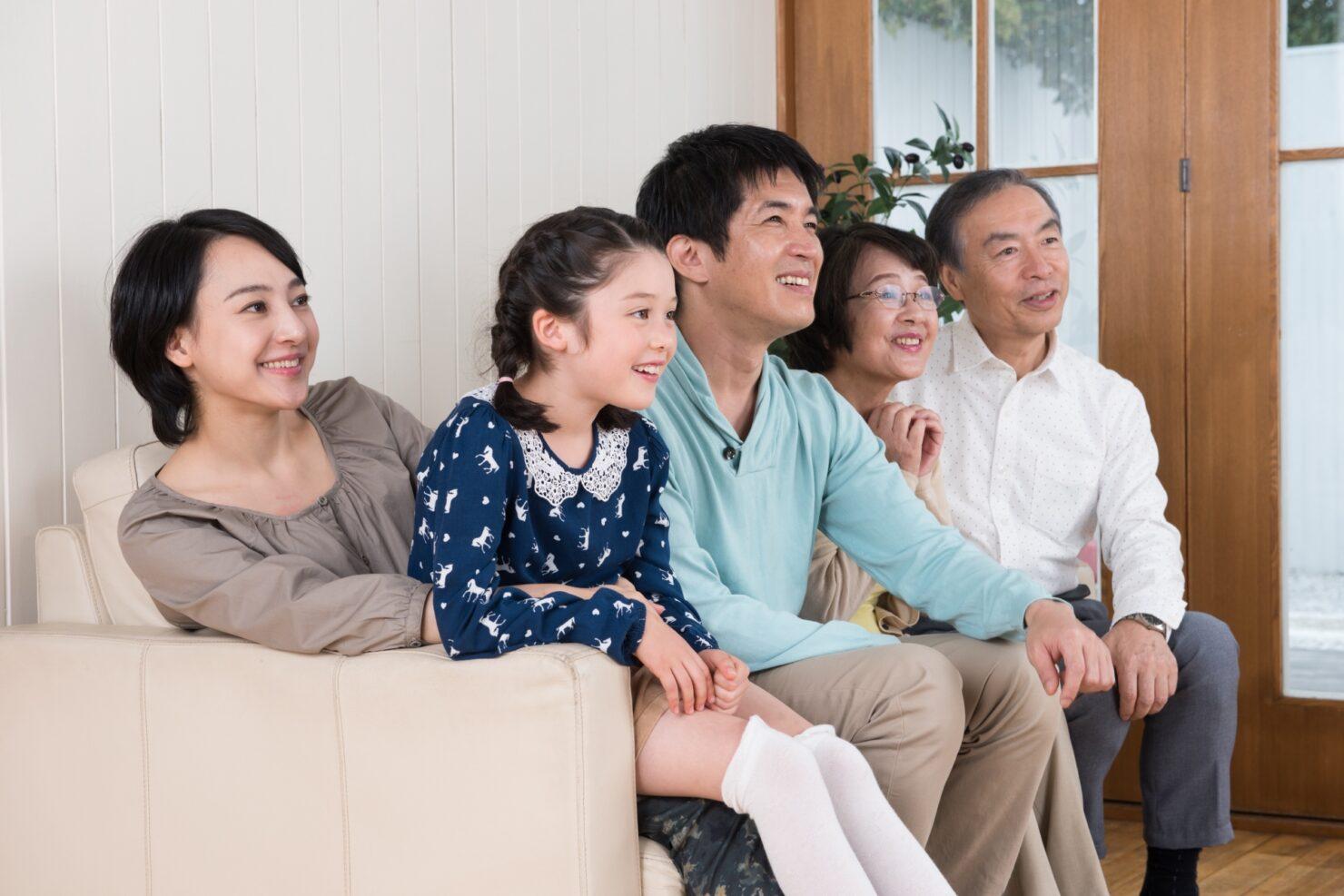 Amazonプライムビデオは家族も使える?