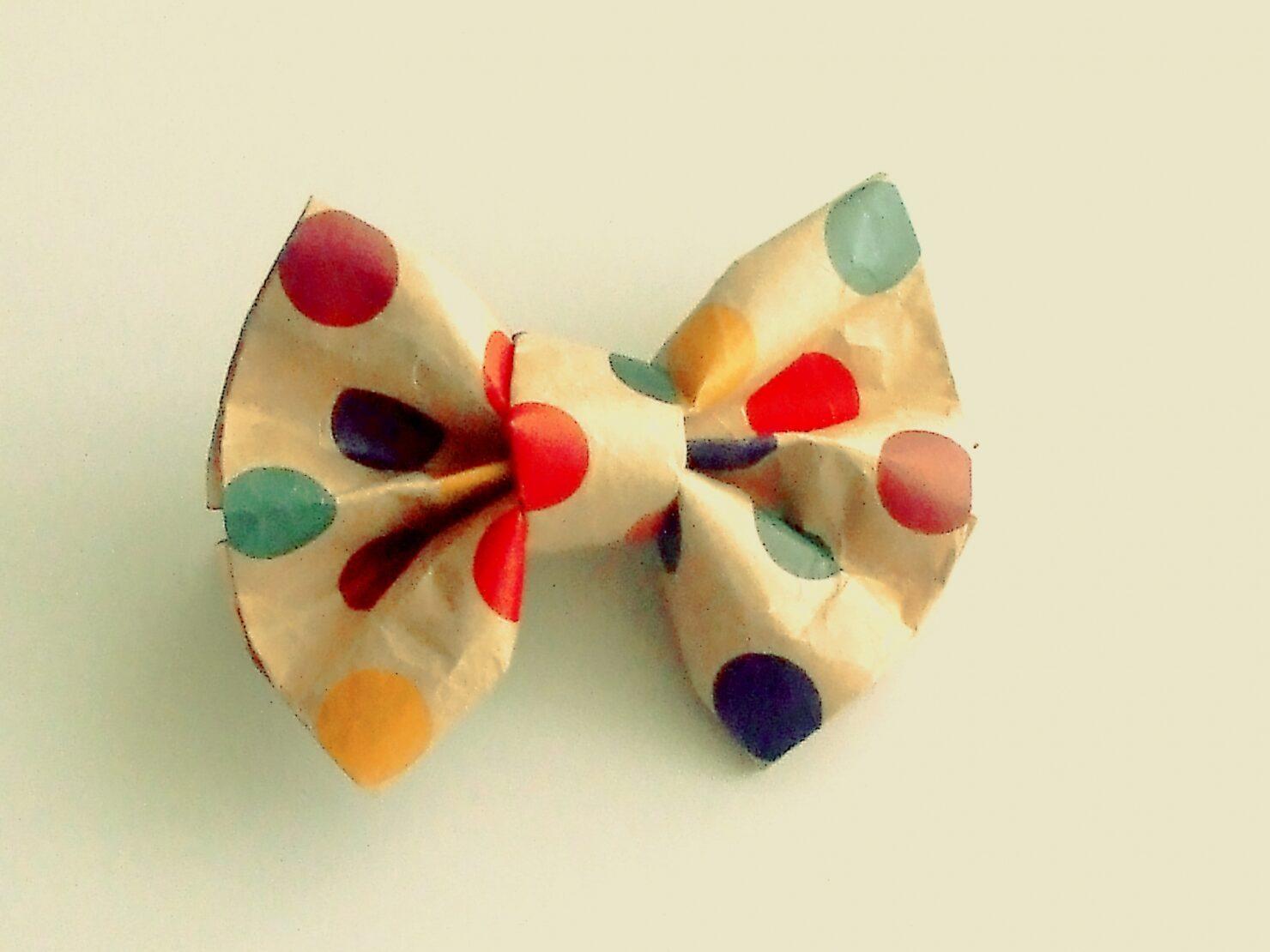 使い勝手抜群の「リボン」を折り紙で作ってみよう!