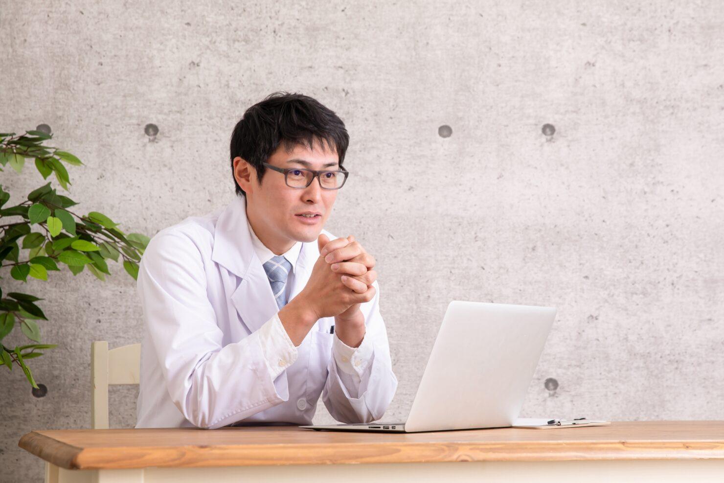 オンラインで健康相談ができるサービス&アプリ