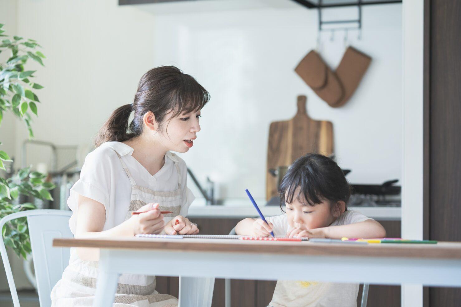 ママからの人気が高い! 家庭での幼児教育におすすめの通信教材