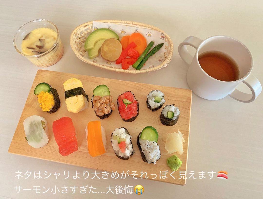 赤ちゃん寿司を作る際のポイント
