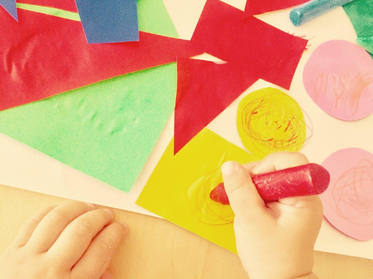 【簡単】子供と作ろう! 折り紙のお正月飾り