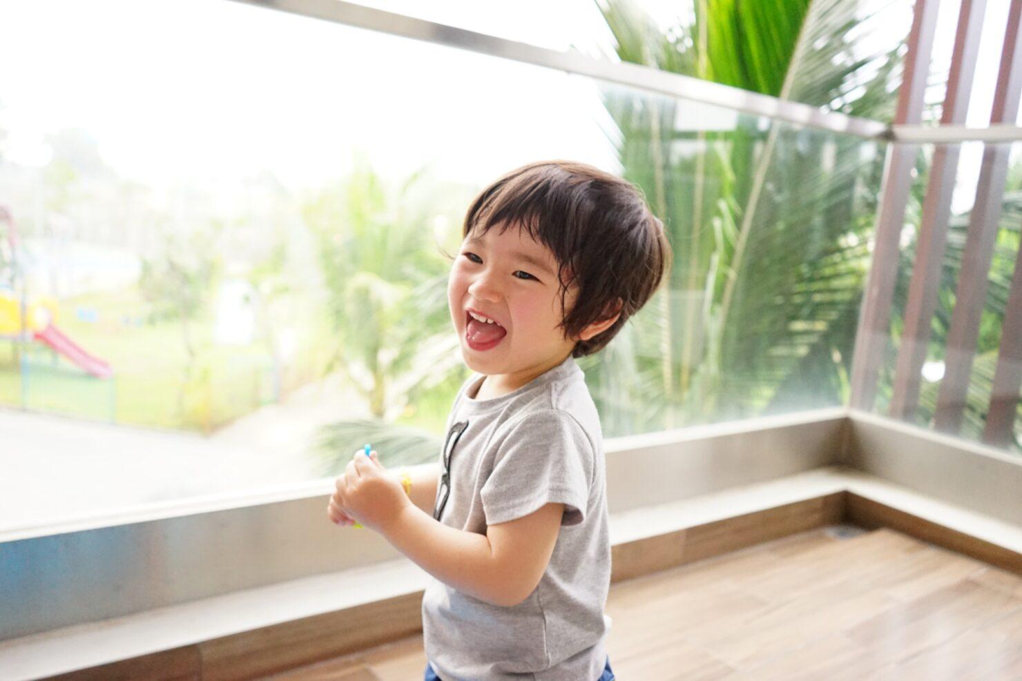 1歳9ヶ月の発達と発育